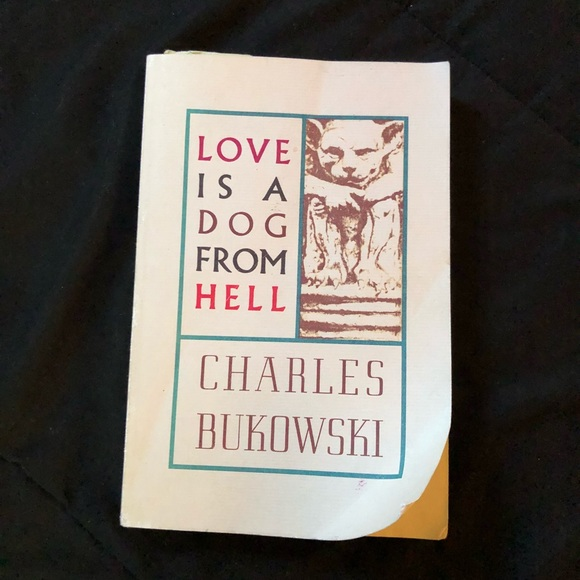 0eb230f52b9f Other | Charles Bukowskis Love Is A Dog From Hell | Poshmark